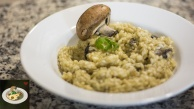 Mushroom Risotto with Breath of the Wild Risotto