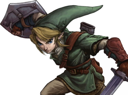 Link, The legend of Zelda