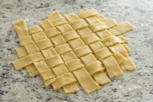make the lattice