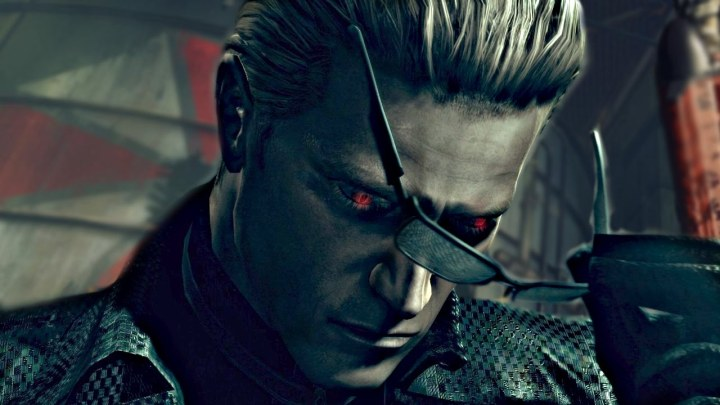 Albert Wesker from Resident Evil