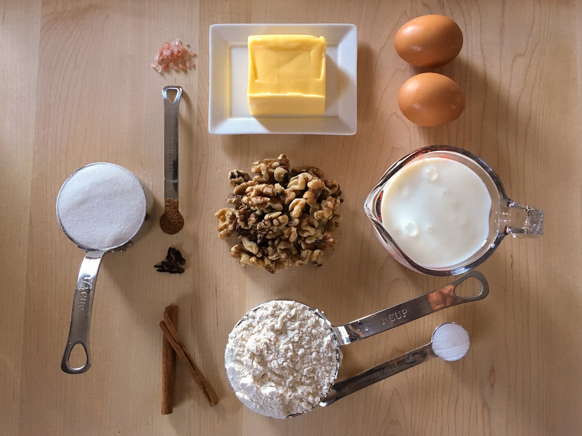 nutcake ingredients