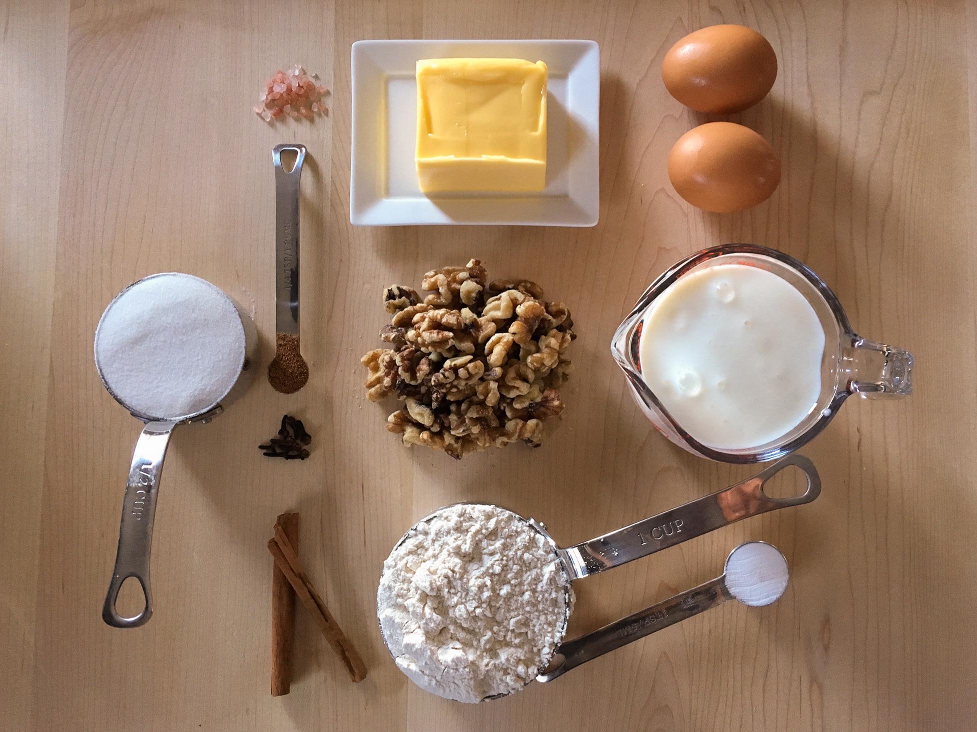 nutcake ingredients