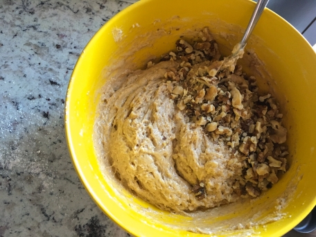 walnuts plus batter