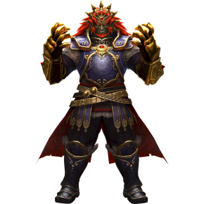 ganondorf frustrated