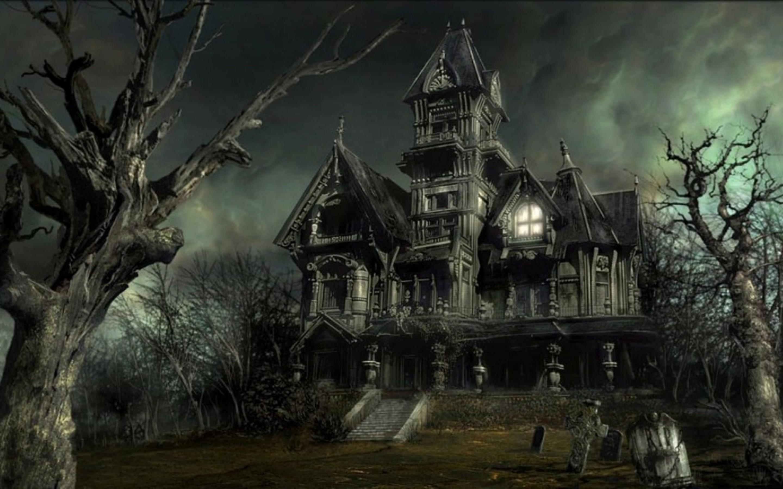 ON - Herbanário Van Richten - Página 2 Haunted-house