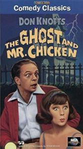 ghost and mr chicken