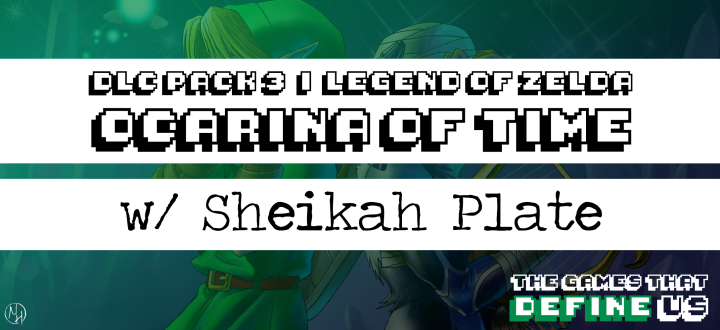 The Legend of Zelda: Ocarina of Time | The Game That Defines Sheikah Plate