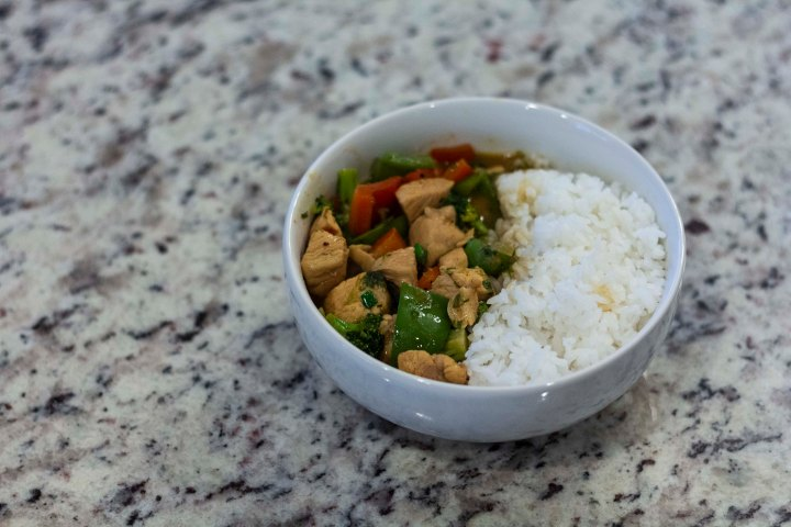 Kim's Thai Red Curry