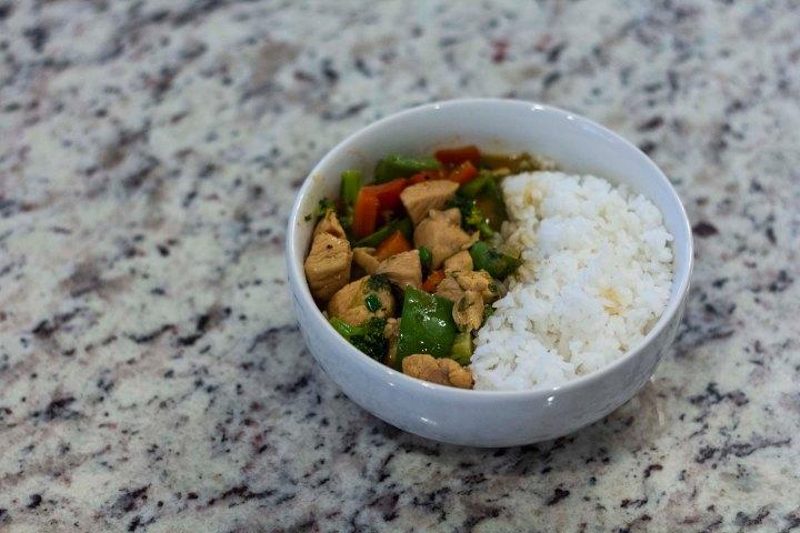 Kim's Thai RedCurry